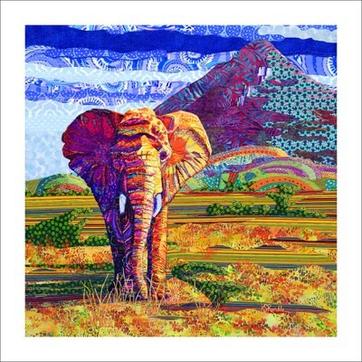 Katy Rundle - Samburu Elephant