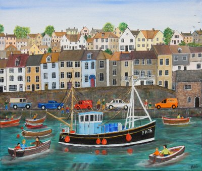 Mike Coggins - Marazion Harbour