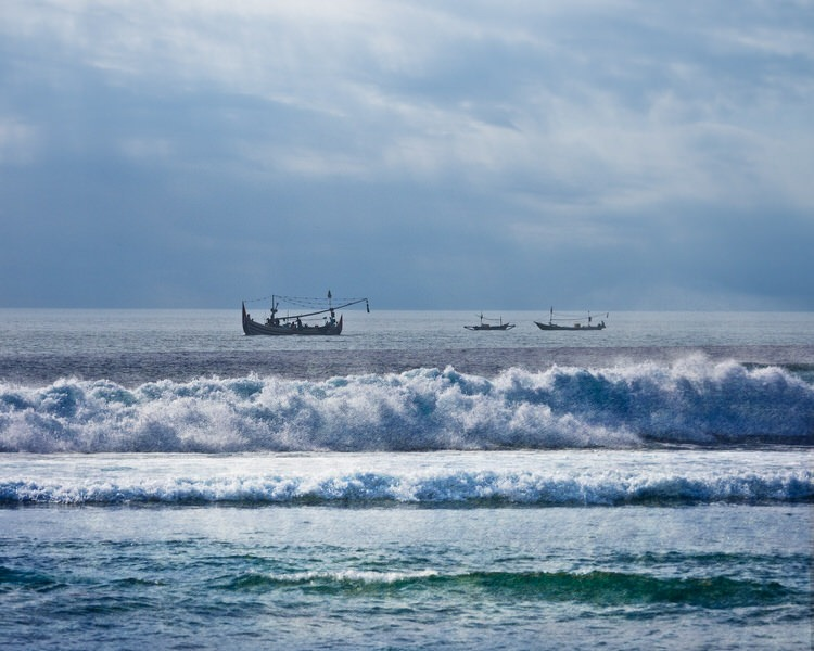 Charlie Hanley Fine Art Photography - Balinese Seascape