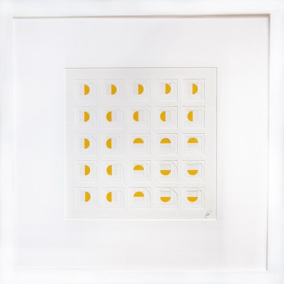 Gill Smith Prints - Circles & Squares