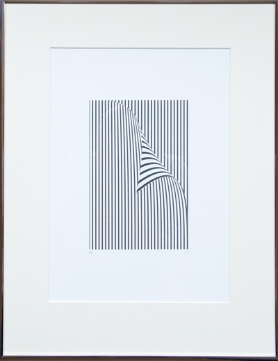 Gill Smith Prints - Stripes No.1