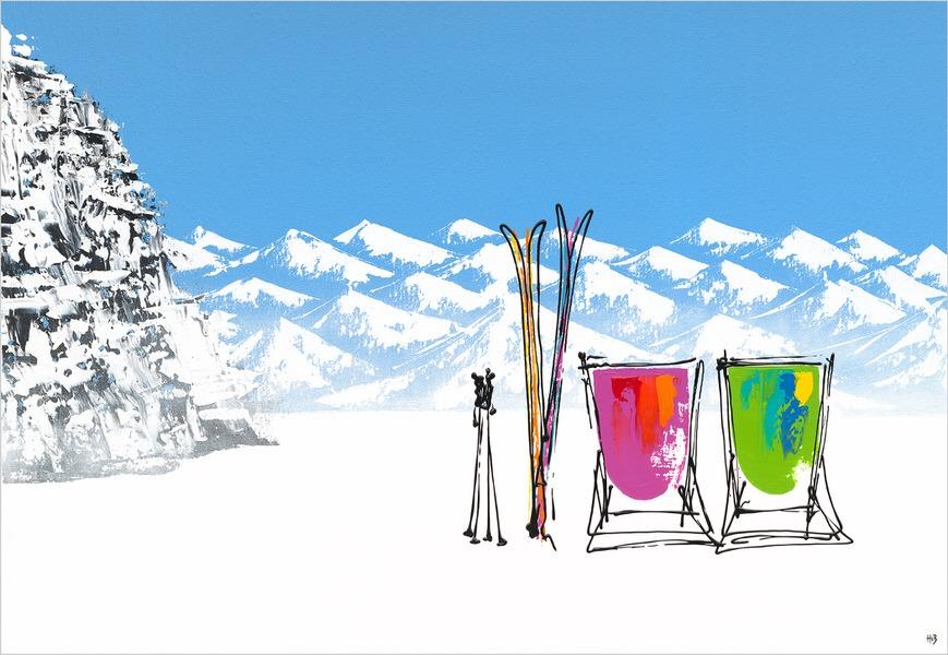 Hannah van Bergen - Ski Sunday
