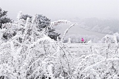 John Darnell - Walking in Winter Wonderland_1