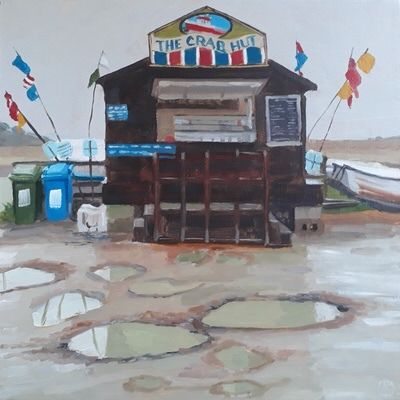 Lesley Dabson - The Crab Hut 2