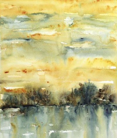 Lindsey Pearson - Golden Sunrise
