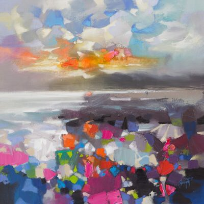 The Art Agency - Colour Perspective Scott Naismith