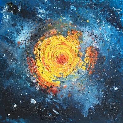 Anna Clarke - Cosmic Wormhole