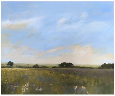 Louise Burnett - Lavender Fields Alton I
