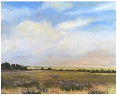 Louise Burnett - Lavender Fields Alton II
