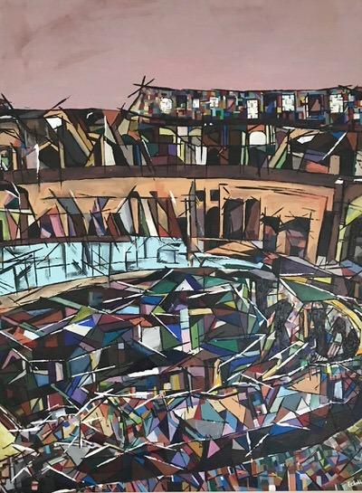 Punchbowl Gallery - Emilia Chubb 'Colosseum'