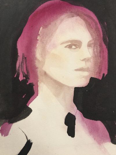 Caroline Cornelius-Rose-Madder