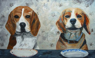 Charlotte Gerrard - A Beagle's Lot