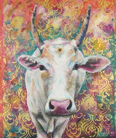 Charlotte Gerrard - Poonam Cow