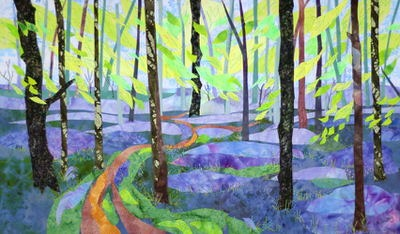 ArtsFindlay - Bluebell Glade