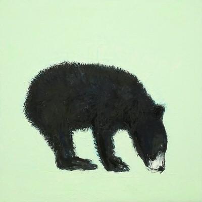 Paul Guthrie - Young Bear