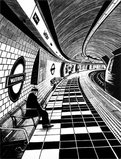 Rebecca Coleman - View Subterranea 10 Waterloo