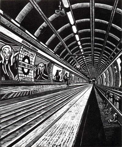 Rebecca Coleman - View Subterranea 8 Bethnal Green