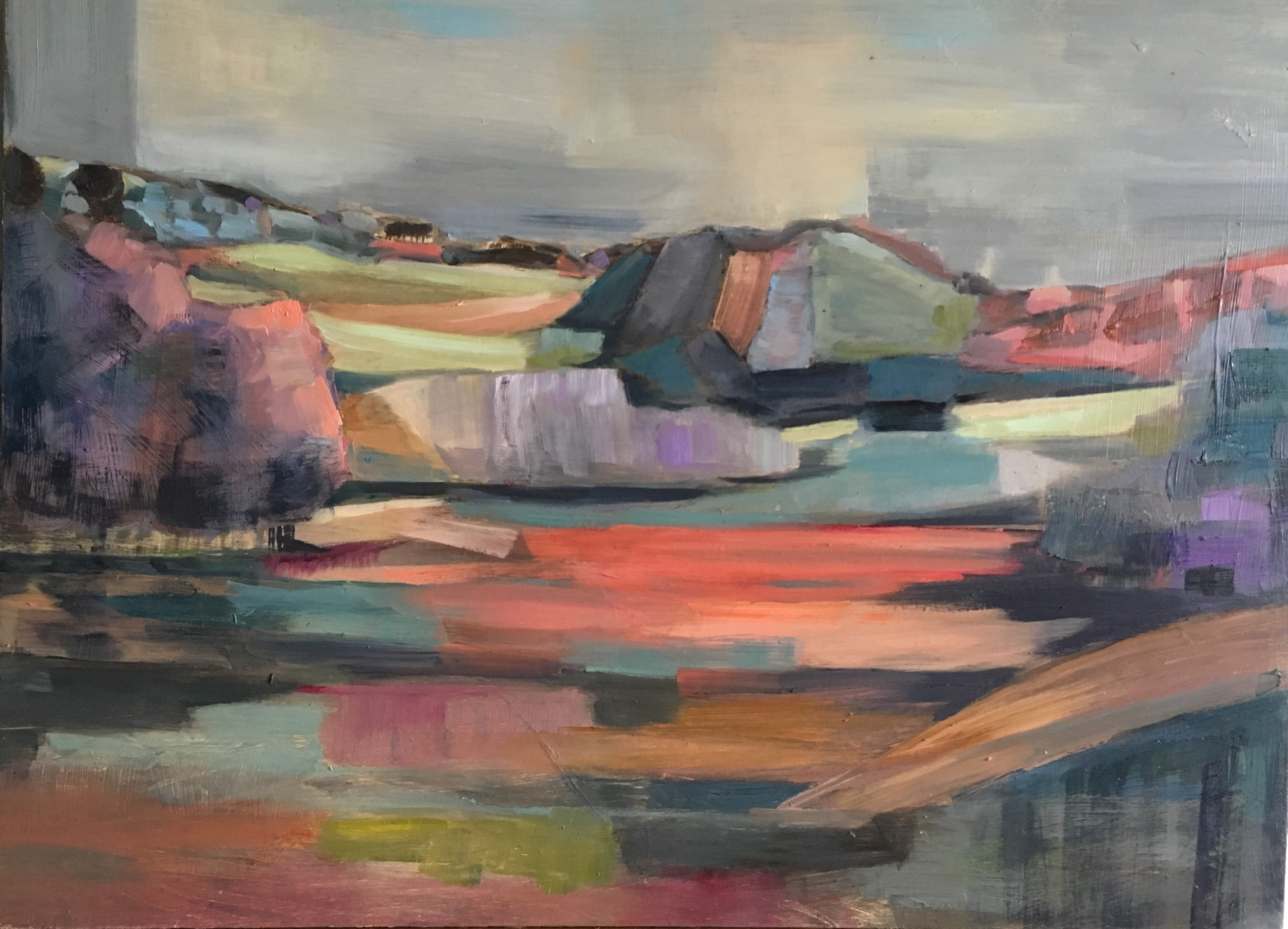 Jessica Saraga - At the Hill Fort