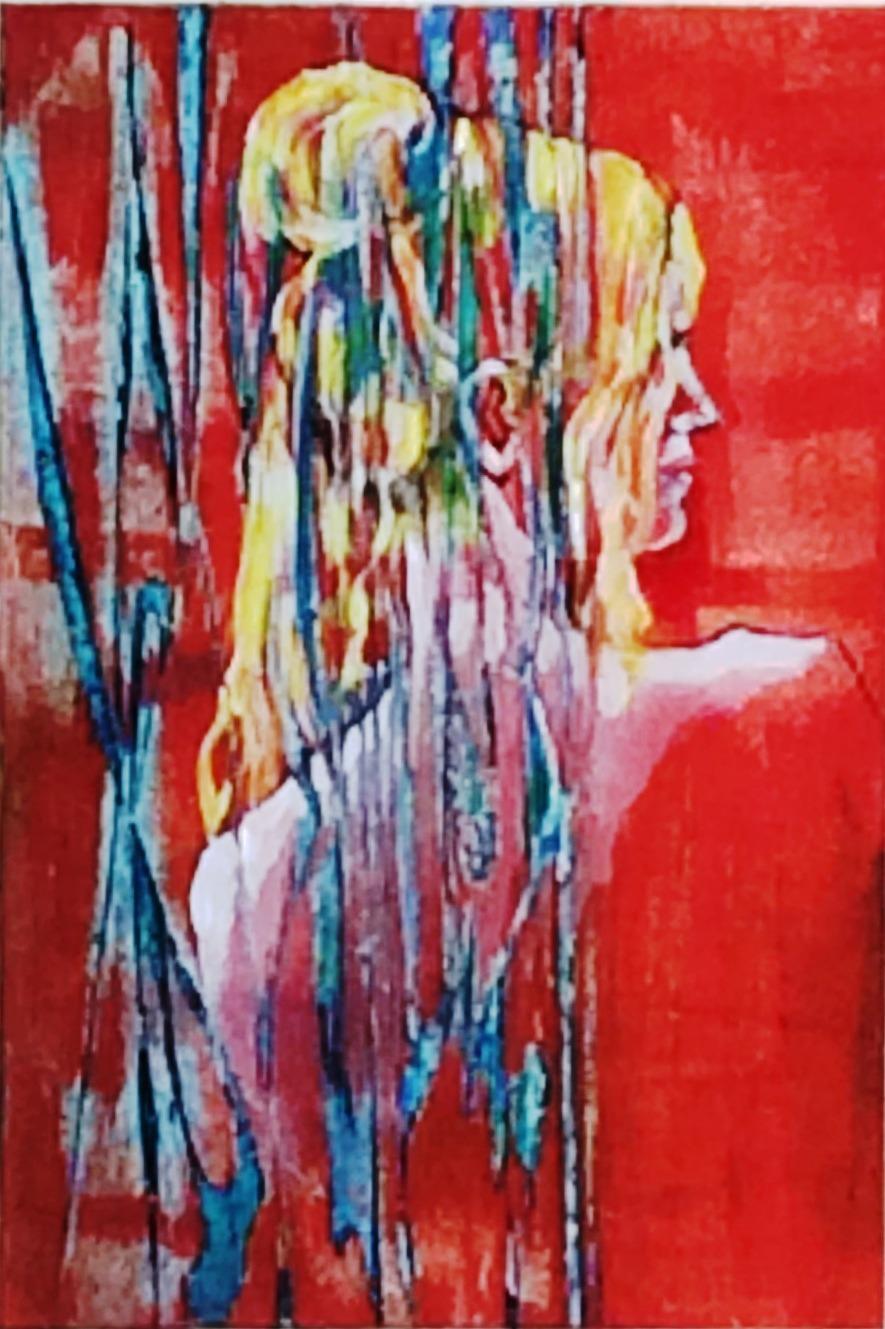 Jessica Saraga - Behind the Screen