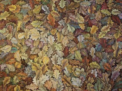 Sangeeta Sagar - Autumn Leaves 1