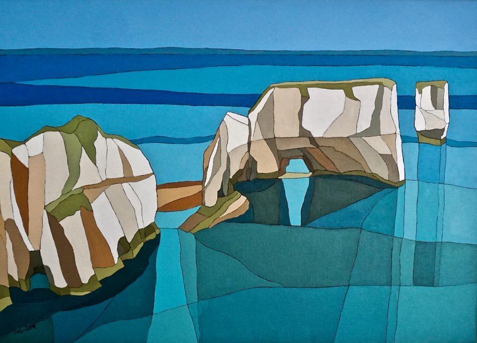 Caz Scott - Old Harry Rocks
