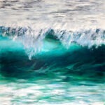 Emerald Ocean Wave II