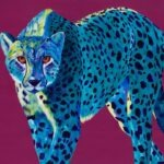 ALICE LUCY ART - CHEETAH
